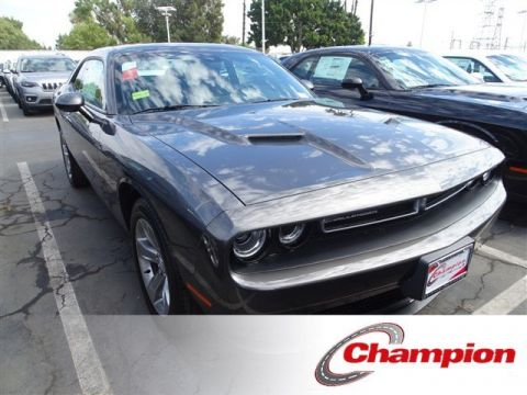 New Dodge Challenger In Downey Champion Chrysler Jeep Dodge Ram